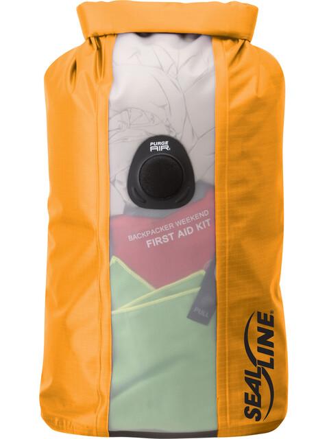 SealLine Bulkhead View - Accessoire de rangement - 10l orange